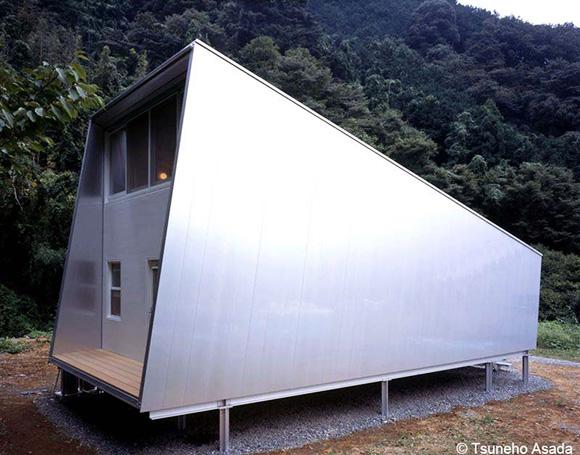 Aluminium-Cottage